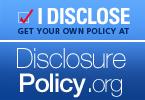 disclosurepolicy.org logo