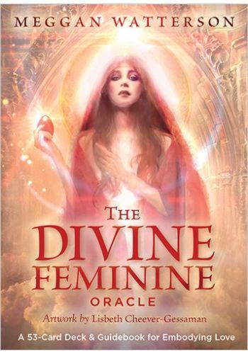 Divine Feminine Oracle deck box