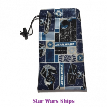 Drawstring Bag Star Wars Ships