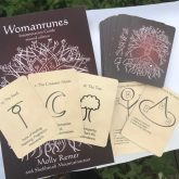 WomanRunes deck and book