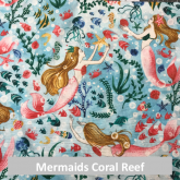 Mermaids Coral Reef