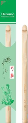 ChiaoGoo Bamboo Crochet Hook