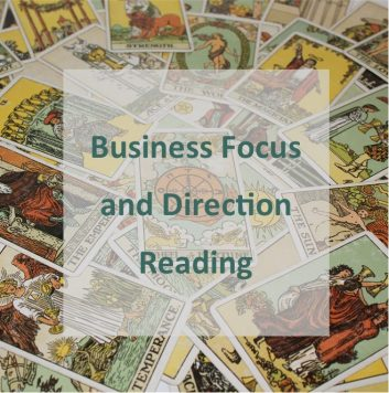 business focus and direction tarot reading