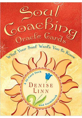 Soul Coaching oracle deck box