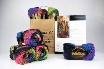Crochet Jacket Taiyo 88