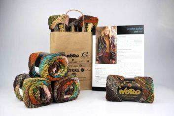 Crochet Jacket Taiyo 109