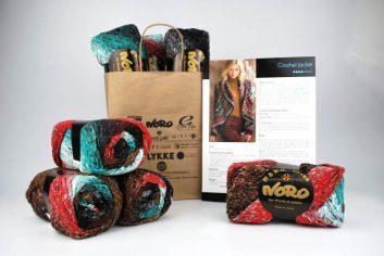 Crochet Jacket Taiyo 105