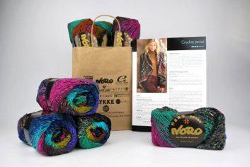 Crochet Jacket Taiyo 130